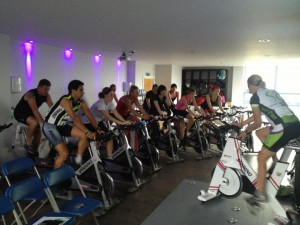 Spinning instructor continuing education