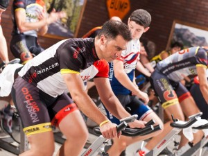 Tom Scotto Spinning Class