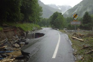 Cauterets-floods-France