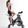 Why You Shouldn't do an Upper-Body Workout While Pedaling in Your Indoor Cycling Class