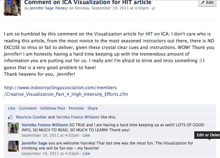 ICA testimonial