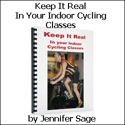 Keep it Real In Your Indoor Cycling Classes