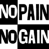 """No Pain, No Gain"" in Indoor Cycling?"