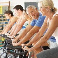 Baby Boomers, Six-Packs, and Indoor Cycling