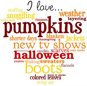fall reasons we love it