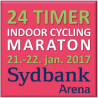24-Hour Indoor Cycling Marathon in Denmark….Here I Come!!