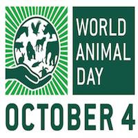 Theme Ride Thursday: World Animal Day