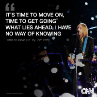 He Won't Back Down…RIP, Tom Petty