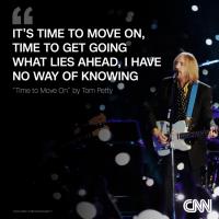 He Won't Back Down…RIP, Tom Petty
