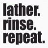 Quick Profile: Lather, Rinse, Repeat: 3-Minute Intervals