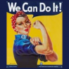 Girl Power! March is Women's History Month and International Women's Day is March 8