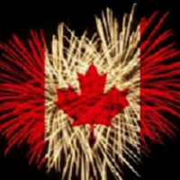 Theme Ride Thursday: Canada Day