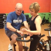 The Tale of Two Women: From Obese to Cycling Instructor