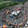Dramatic Finish on Alpe d'Huez Will Make For an Exciting Class Profile!