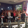 An Indoor Cycling Program for Teens
