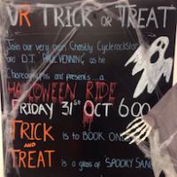 Halloween Cycling Classes From Around the World!