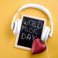 Theme Ride Thursday: World Music Day